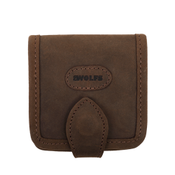 Picture of Leather Rifle Cartridge Wallet MOOSE